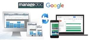 ManageDoc google szinkron